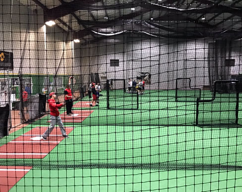 Indoor Multi-Use Baseball & Softball Tunnels | Extra Innings Indy South