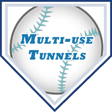 Multi-Use Tunnels